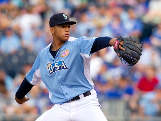 Team Futures All Star Taijuan Walker Of The Seattle… News Photo  Getty Images  150458209 2013-03-20 17-52-26