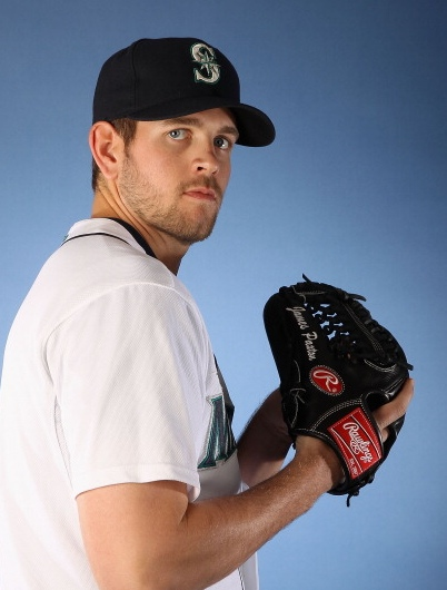 Pitcher James Paxton Of The Seattle Mariners Poses For A… News Photo  Getty Images  139999189 2013-03-20 17-54-44