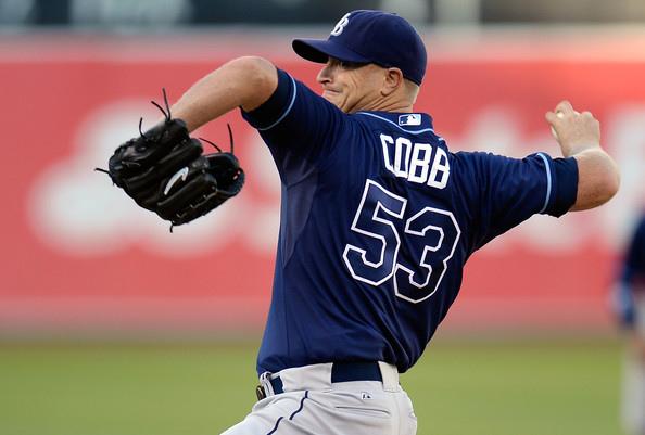 Alex+Cobb+Tampa+Bay+Rays+v+Oakland+Athletics+cDgvsdhgDnQl