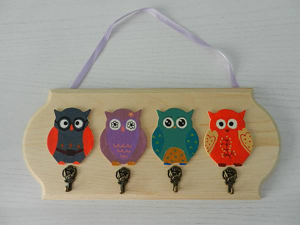 Owl Key Rack1