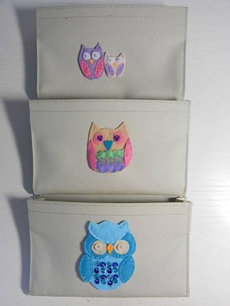 Owl Remote Bag