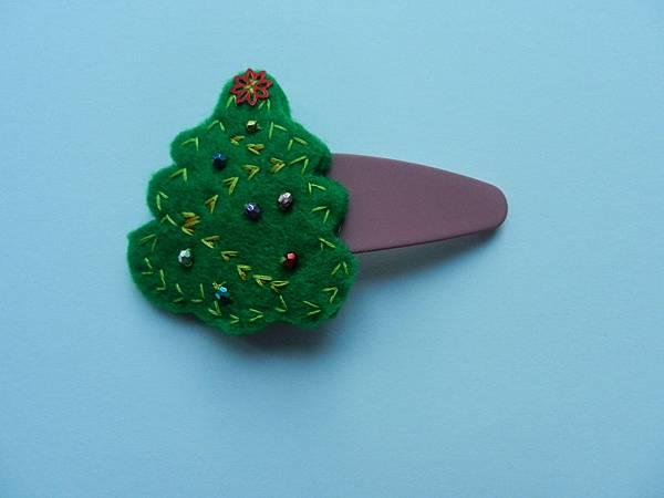 Christmas Tree Clip