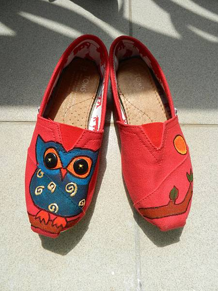 Owl Shoes1