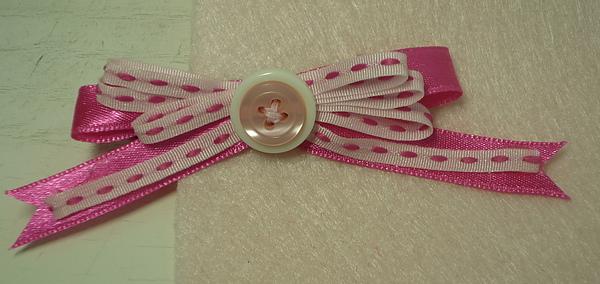 Pink Bow Clip.JPG