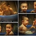 20130220_姊弟倆共浴初體驗