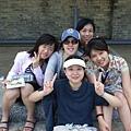 青春洋溢女孩五人組