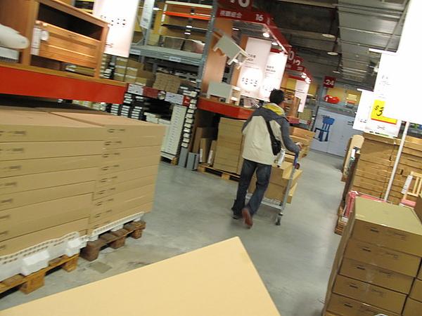 IKEA採買