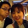 參加完婚禮去京華城