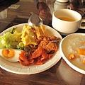 清境_黃慶果園民宿_早餐是我的生命