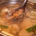 後來跑去吃野菜, 這是dogo喜歡的冬瓜湯