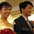 新娘總是幸福洋溢