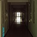 宿舍乾淨的走廊