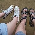 髒髒的鞋子髒髒髒