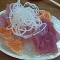 走到哪都想吃的生魚片