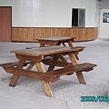 木桌區,晚上學生活動開會的主要地方