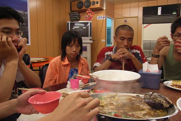 蝴蝶蘭海鮮風味餐