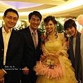 Pea跟洋鈺的婚禮
