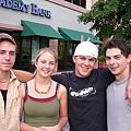 Daniel's friends
