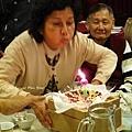 吹蠟燭,六十歲的幸福年