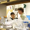 Kevin ( in Lab)
