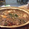 晚餐- 馬鈴薯燉肉