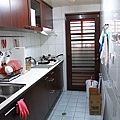 終於像樣的廚房