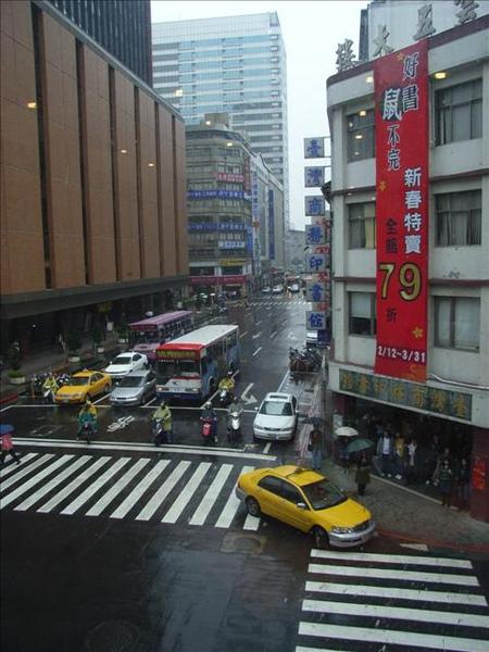 重慶南路口