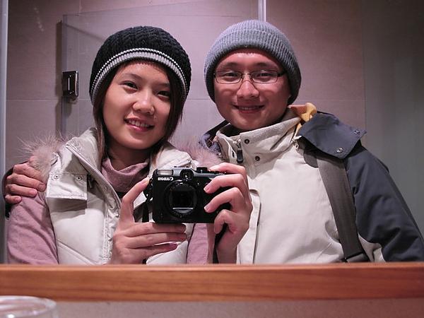清境_民宿廁所自拍 哈XD