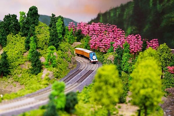 環島鐵道模型01