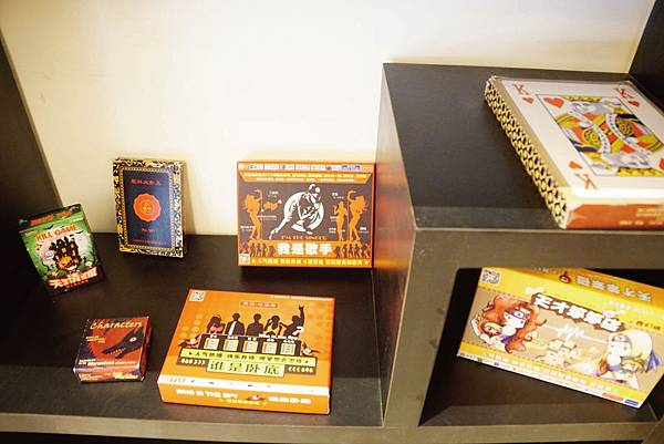 桌遊DIY展示櫃