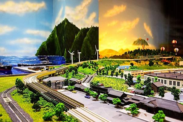 環島鐵道模型04