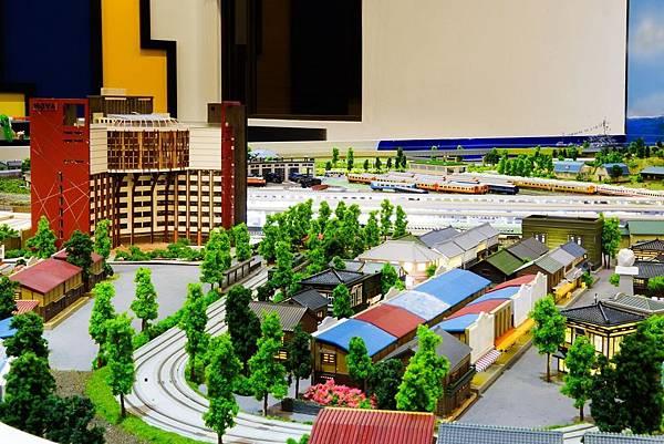 環島鐵道模型02