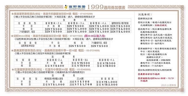 1999通用券加價表輸出檔(2019下半年改版)-01