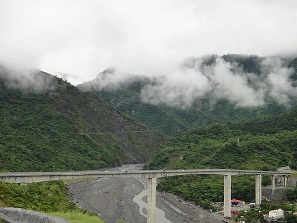 霧台神山看雲海喝咖啡