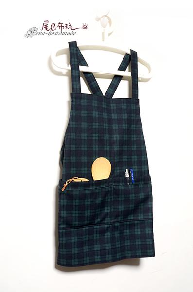 圍裙-綠格子01.jpg