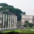 58羅馬的凱旋門.JPG