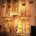 115米開朗基羅製作摩西像的鎖鏈聖彼得教堂.JPG