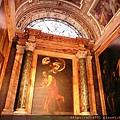 243米開朗基羅盛讚天使的羅馬萬神殿.JPG