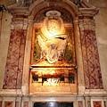 125米開朗基羅製作摩西像的鎖鏈聖彼得教堂.JPG