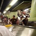 12-香港坐地鐵的上班族