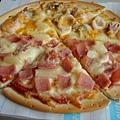 pizza雙拚