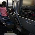 坐到新型747