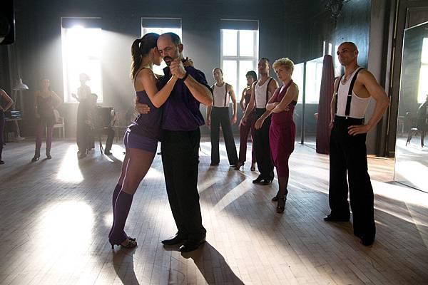 愛與舞蹈_什麼是探戈
