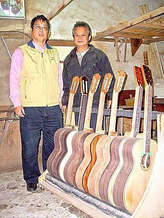 湯明進的手工作吉他a.jpg