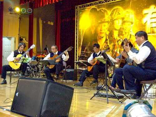 2009年台北市政府受邀頒獎表演.jpg