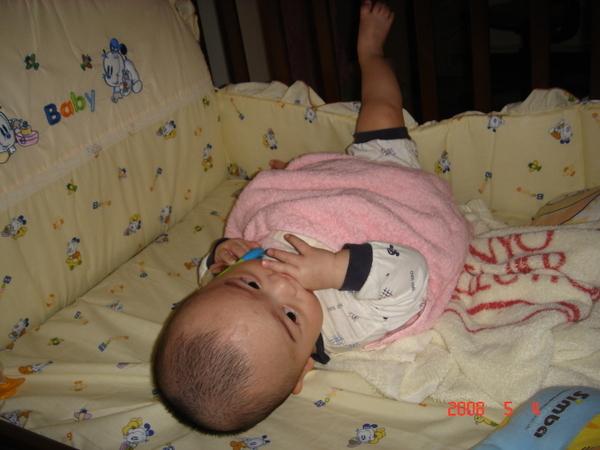 睡前宵夜-香嫩雞腿