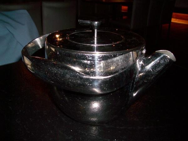 小華的鐵壺桔茶
