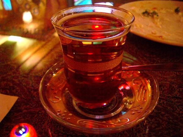 飯後熱茶-土耳其蘋果茶