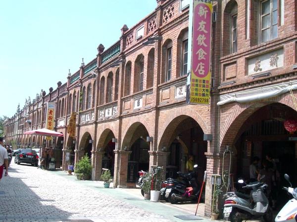湖口老街街景