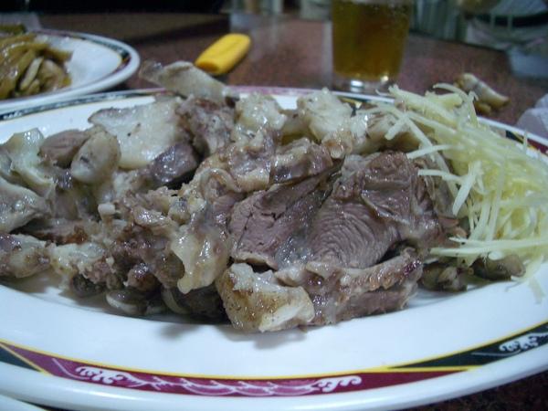 美味豬頭肉